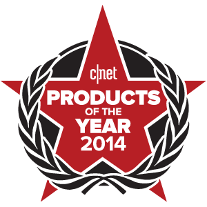 Cnet 2014 Product of the Year Award
