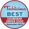 Techlicious Best Soundbar 2013