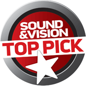Sound & Vision Top Pick