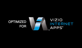 VIA™ (VIZIO Internet Apps)