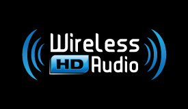 Wireless HD Audio