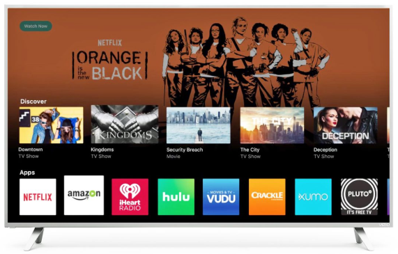 How to add an App to your VIZIO Smart TV