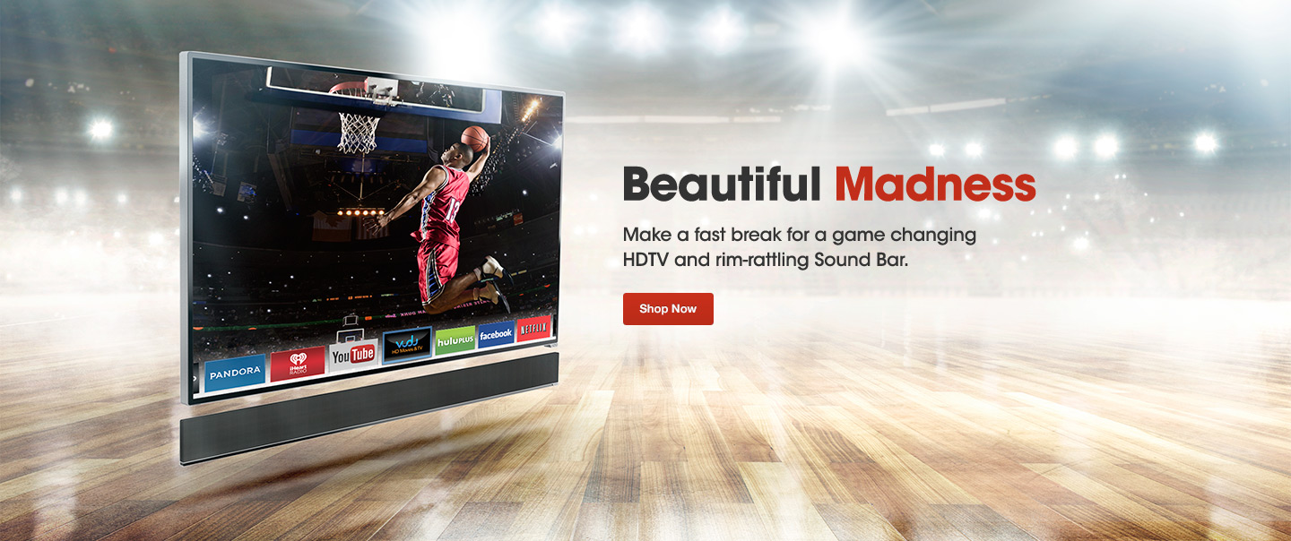 Vizio March Madness 2014