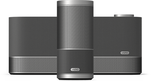VIZIO Crave Home Audio Speakers facing forward