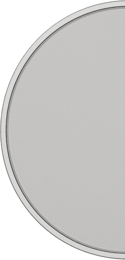 Top-down view of Crave 360 Speaker