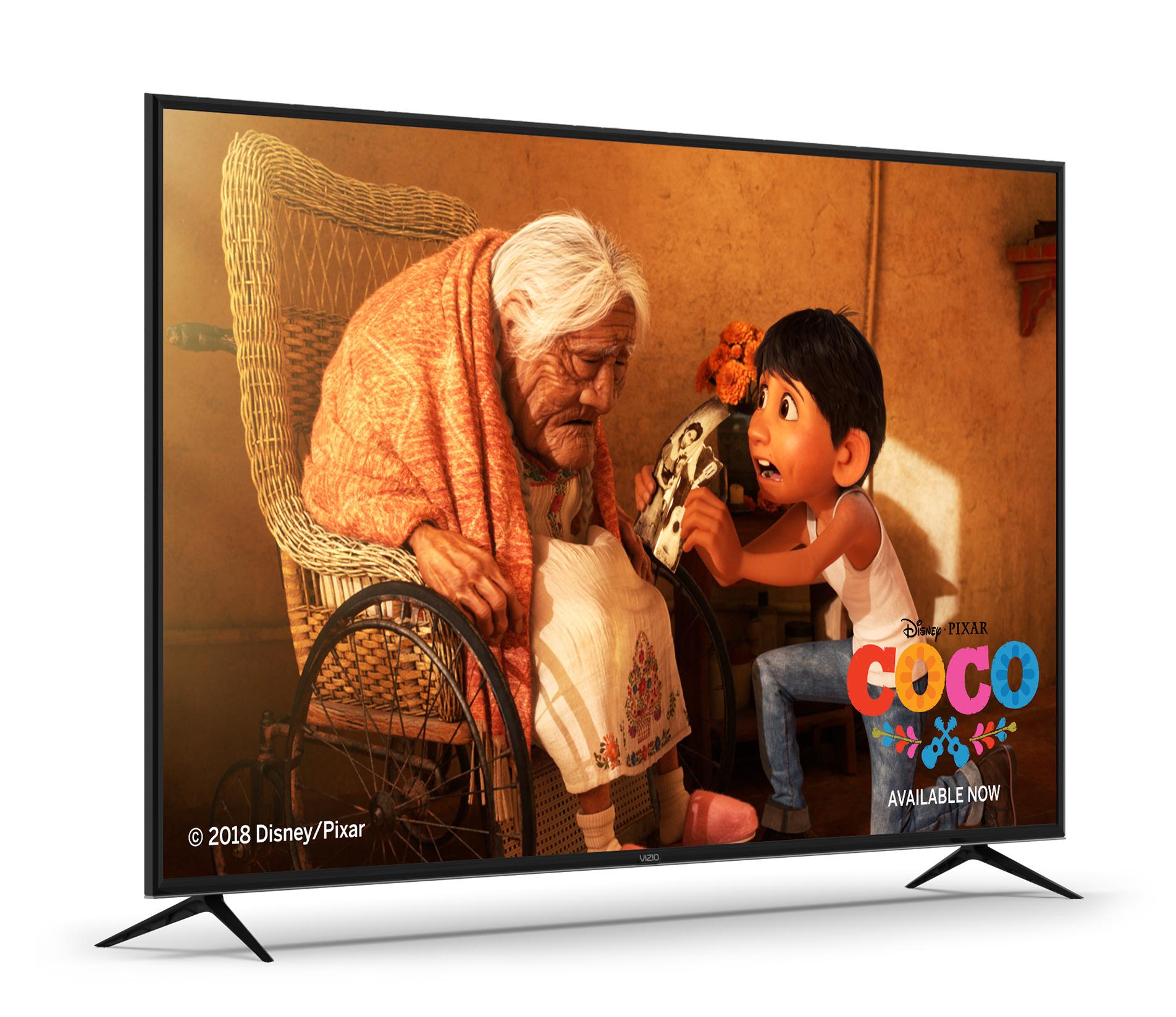Vizio E Series 50 Class 4k Hdr Smart Tv E50 F2 Vizio