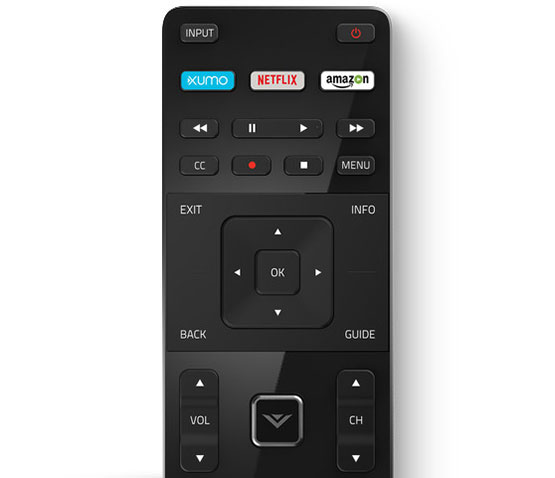 Vizio TV Remote