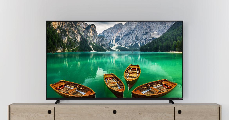 """VIZIO D Series 43"""" Class Full Array LED TV D43n E1"""