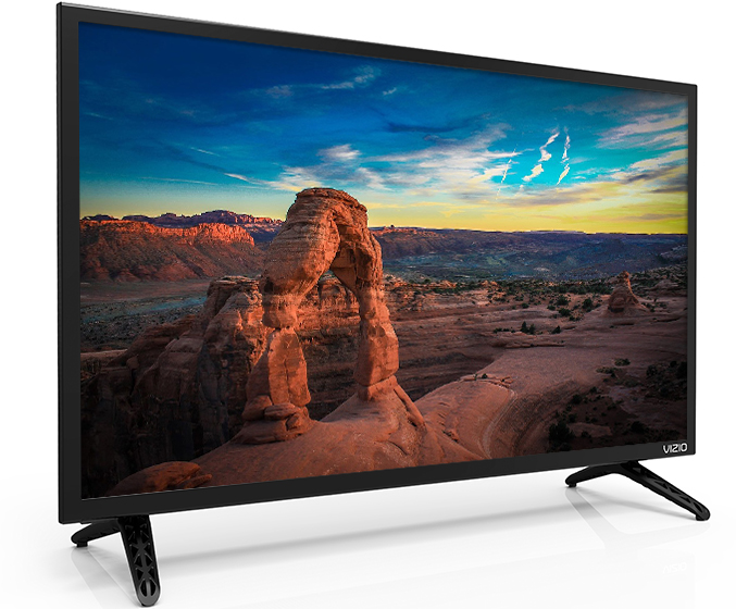VIZIO D24-D1 24-Inch Class LED Smart TV