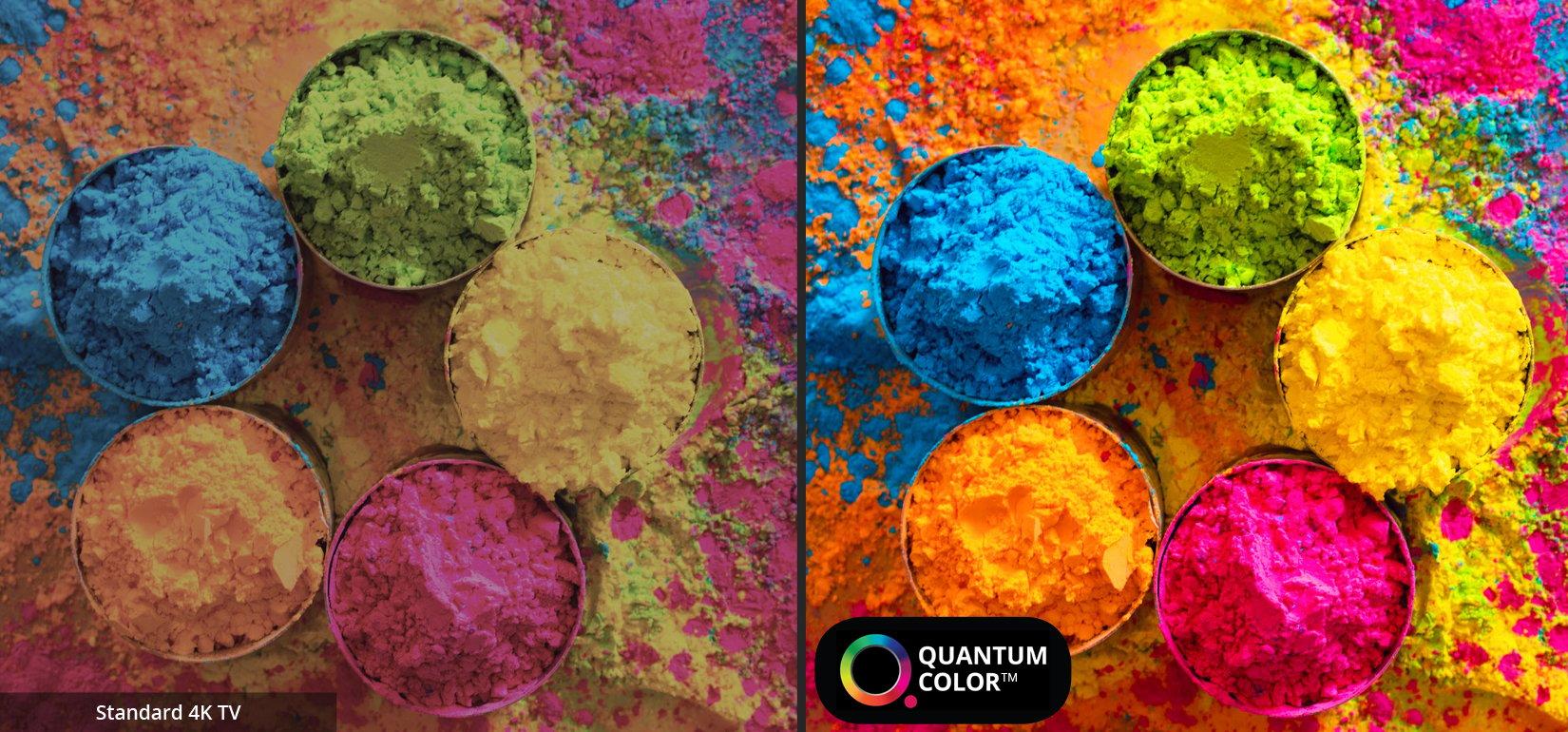 Quantum Color Chart