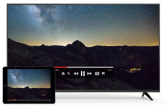 Interactividad con una segunda pantalla.