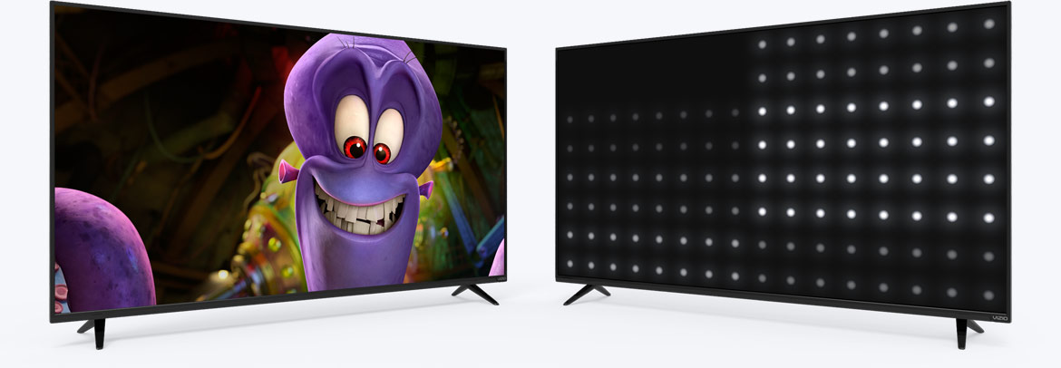 active zones vizio d series 48\u201d class full array led tv d48 d0 vizio 42 Inch Vizio Wall Mount at fashall.co