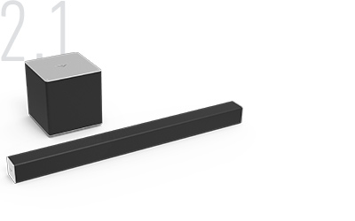 Vizio 2.1 Sound Bar