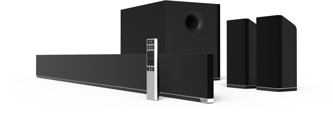 How to hook up vizio 5.1 soundbar